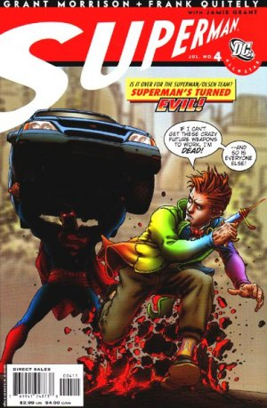 All-Star Superman # 4 Issues (2006 - 2008)