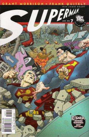 All-Star Superman # 7 Issues (2006 - 2008)