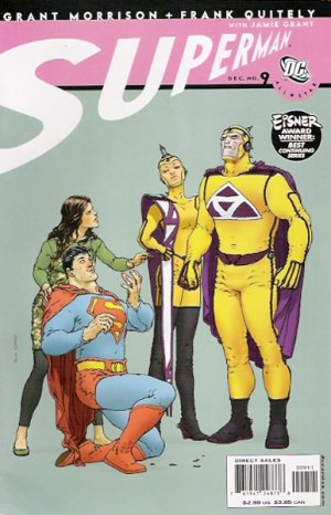 All-Star Superman # 9 Issues (2006 - 2008)