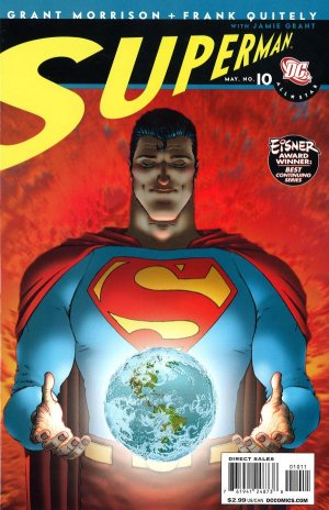 All-Star Superman # 10 Issues (2006 - 2008)