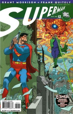 All-Star Superman # 12 Issues (2006 - 2008)