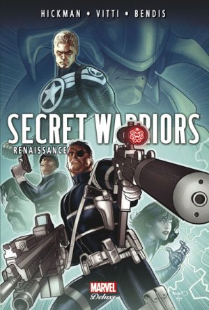 Secret Warriors # 3