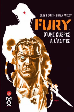 Fury Max édition TPB softcover (souple)