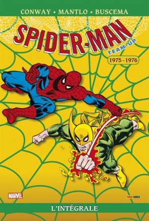 Spider-Man - Team-Up # 1975