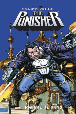 Punisher - Rivière de sang édition TPB hardcover (cartonnée)