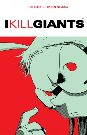 I Kill Giants édition TPB softcover (souple)