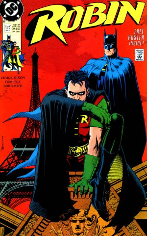 Robin édition Issues V1 (1991)