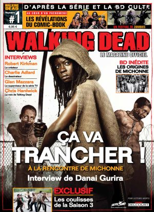 Walking Dead - Le Magazine Officiel