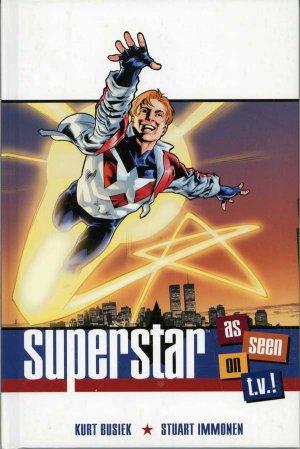 Superstar édition TPB hardcover (cartonnée)