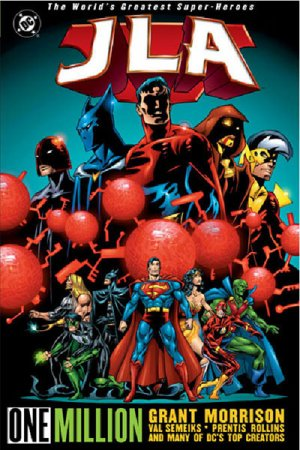 DC One Million # 1 TPB softcover (souple)