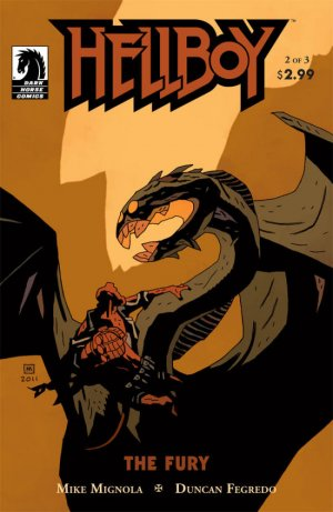Hellboy - The Fury # 2 Issues (2011)