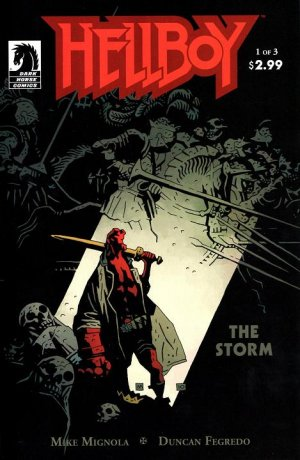 Hellboy - The Storm # 1 Issues