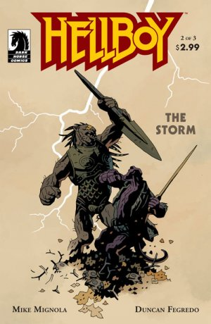 Hellboy - The Storm # 2 Issues