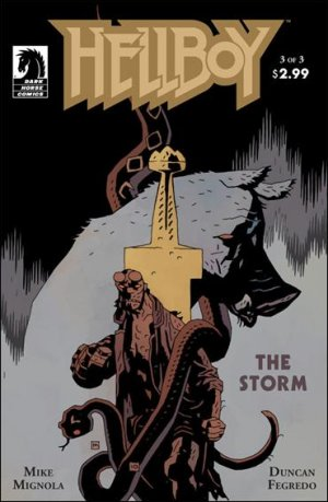 Hellboy - The Storm # 3 Issues
