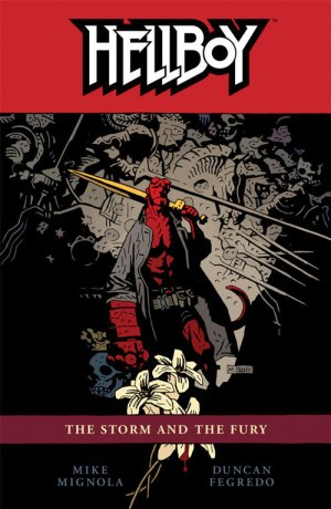 Hellboy édition TPB softcover (souple)