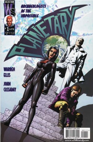 Planetary # 1 Issues (1999 - 2009)