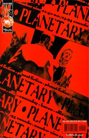 Planetary # 9 Issues (1999 - 2009)