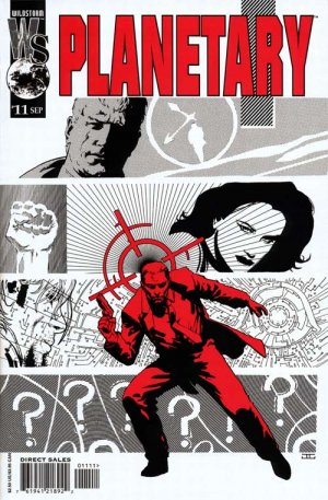 Planetary # 11 Issues (1999 - 2009)