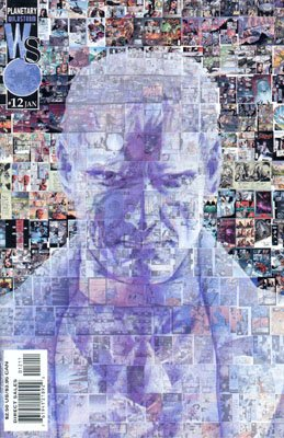 Planetary # 12 Issues (1999 - 2009)