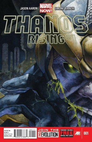 Thanos - L'Ascension de Thanos # 1 Issues (2013)