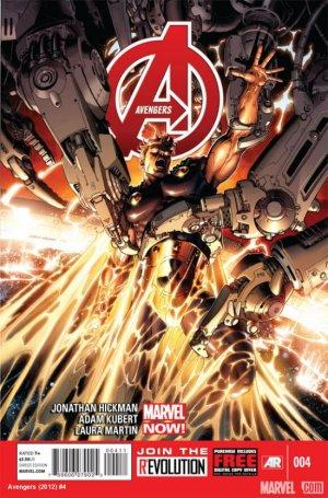Avengers # 4 Issues V5 (2012 - 2015)