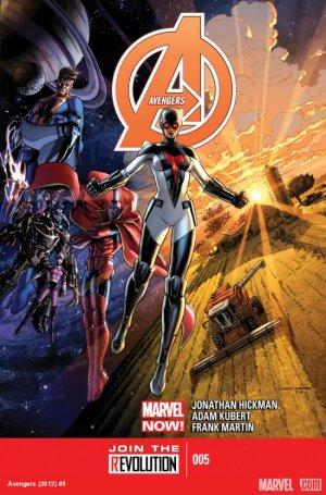 Avengers # 5 Issues V5 (2012 - 2015)