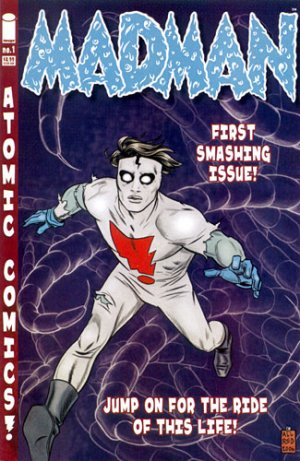 Madman - Atomic comics édition Issues