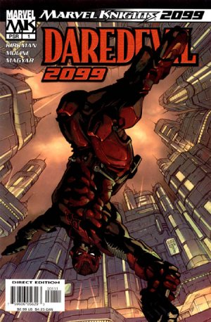 Daredevil 2099 édition Issues
