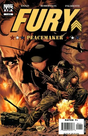Fury - Peacemaker édition Issues