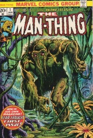 Man-Thing édition Issues V1 (1974 - 1975)