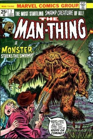 Man-Thing # 7 Issues V1 (1974 - 1975)