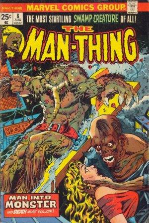 Man-Thing # 8 Issues V1 (1974 - 1975)