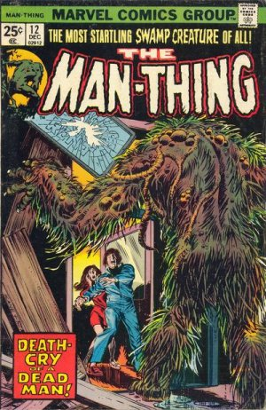 Man-Thing # 12 Issues V1 (1974 - 1975)