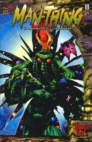 Man-Thing édition Issues V3 (1997 - 1998)