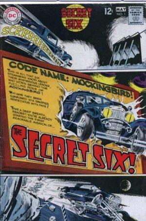 Secret Six édition Issues V1 (1968 - 1969)