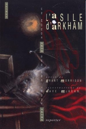 Batman - L'Asile d'Arkham édition TPB softcover (souple)