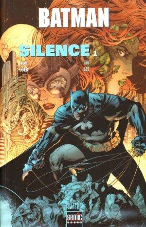 Batman - Silence édition TPB softcover (souple) (2004 - 2005)