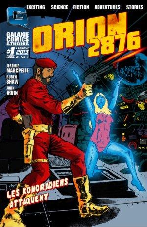 Orion 2876 1 - Les Konodariens attaquent