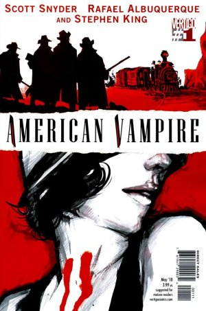 American Vampire édition Issues