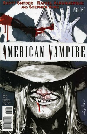 American Vampire # 2 Issues