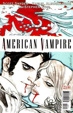 American Vampire # 3 Issues