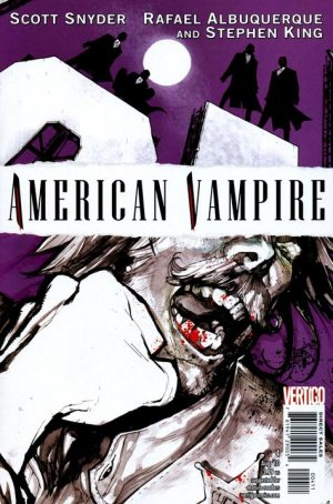 American Vampire # 4 Issues