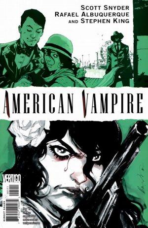 American Vampire # 5 Issues