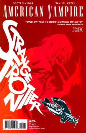 American Vampire # 12 Issues