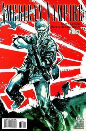 American Vampire # 14 Issues