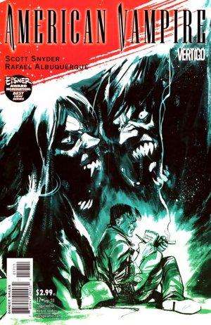 American Vampire # 17 Issues