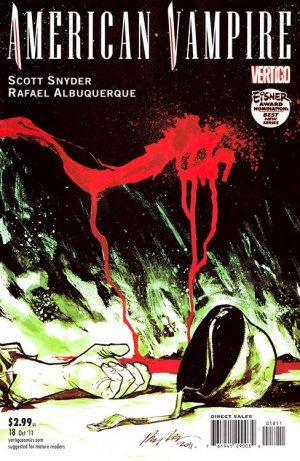 American Vampire # 18 Issues