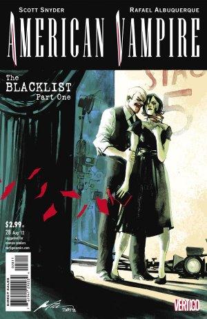 American Vampire # 28 Issues