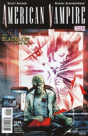 American Vampire # 29 Issues