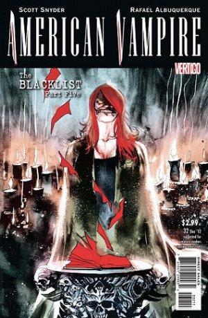 American Vampire # 32 Issues